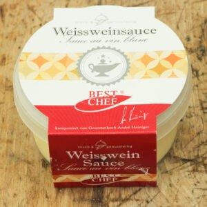 Weissweinsauce